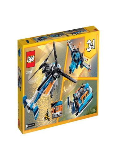 Lego LEGO Creator Çift Pervaneli Helikopter Renkli